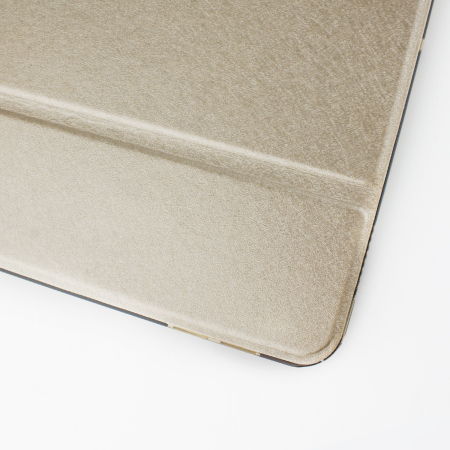 Olixar iPad Pro 10.5 Inch Folding Stand Smart Case - Clear / Gold