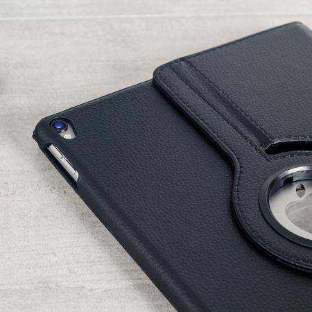 Olixar iPad Pro 10.5 Rotating Stand Fodral - Svart