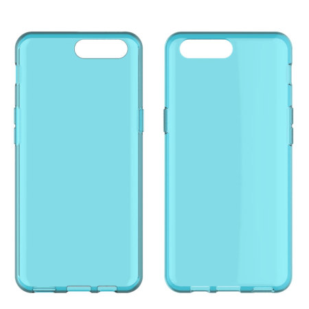 Olixar FlexiShield OnePlus 5 Gel Hülle in Blau