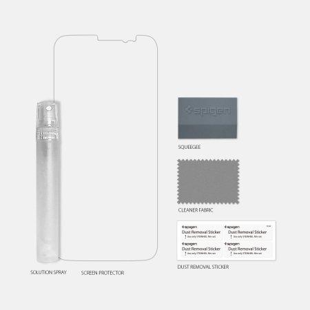 innovative design 8751d 8b3eb Spigen Samsung Galaxy S8 Plus Neo Flex Screen Protector