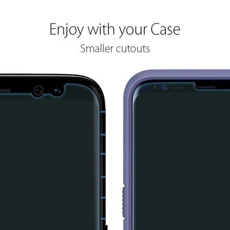 innovative design f2e8b 9e220 Spigen Samsung Galaxy S8 Plus Neo Flex Screen Protector