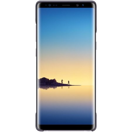 Offizielle Samsung Galaxy Note 8 2-teilige Hülle - Orchidee Grau