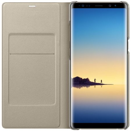 samsung note 8 led cover