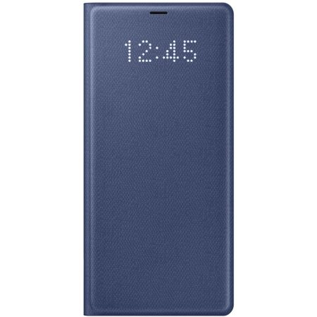 Official Samsung Galaxy Note 8 LED View Cover Case - Deep Blue