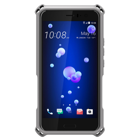 Seidio Dilex HTC U11 Tough Kickstand Case - Midnight Blue / Grey