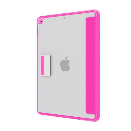 Incipio Octane Pure iPad 2017 Folio Case - Pink