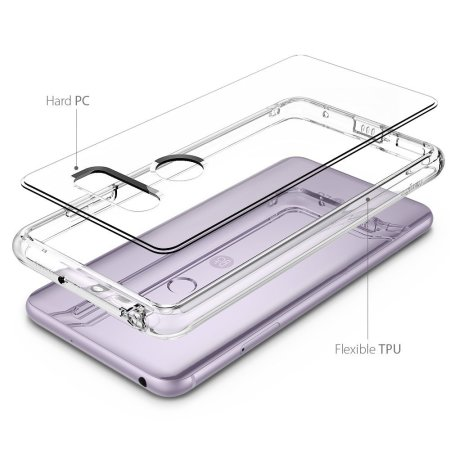 Rearth Ringke Fusion LG V30 Case - Clear
