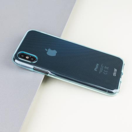 coque gel iphone x