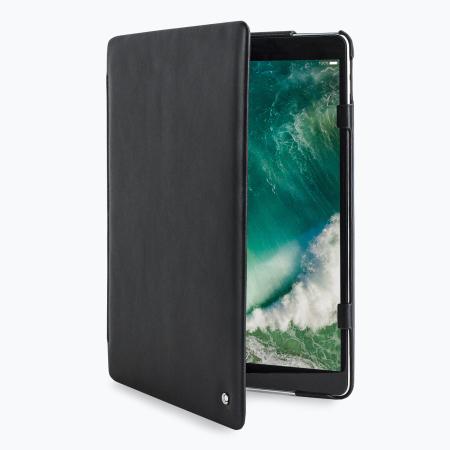 Noreve Genuine Leather iPad Pro 10.5 Folding Stand Fodral - Svart