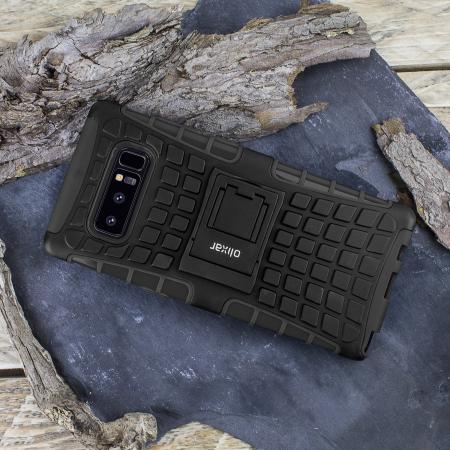 Olixar ArmourDillo Samsung Galaxy Note 8 Protective Case - Black