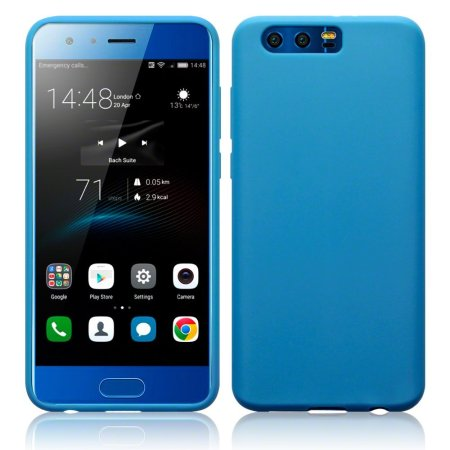Olixar FlexiShield Huawei Honor 9 Gel Case - Blue