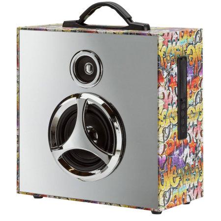 Jivo Infinity Pulse Bluetooth Speaker