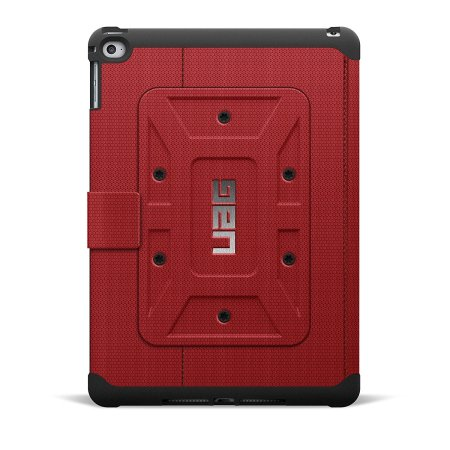 UAG iPad Air 2 Rugged Folio Fodral - Röd
