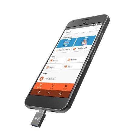 Clé de stockage USB-C 32Go pour appareils Android Leef Bridge-C