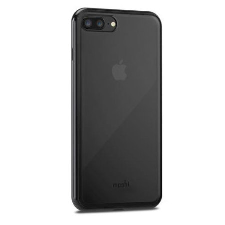 moshi vitros iphone 8 plus slim case - black