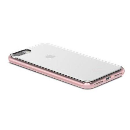 moshi vitros iphone 8 plus slim case - rose gold