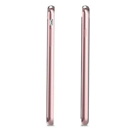 moshi vitros iphone 8 plus slim case - rose gold