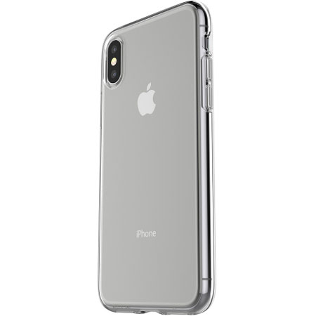 info for 9e448 35244 OtterBox iPhone X Clearly Protected Skin and Screen Protector Kit