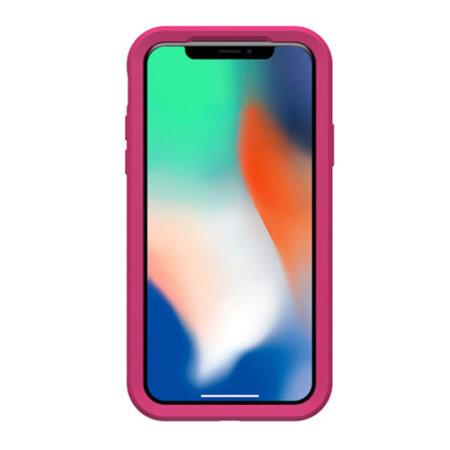 LifeProof Slam iPhone X Case - Aloha Sunset