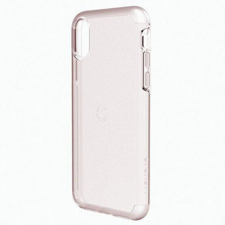 cygnett stealthshield iphone x case - rose gold