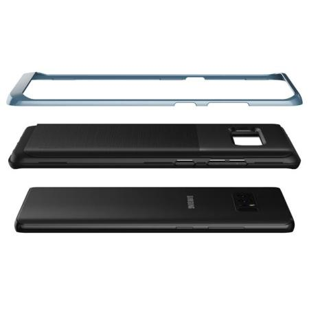 VRS Design High Pro Shield Samsung Galaxy Note 8 Case - Blue Coral
