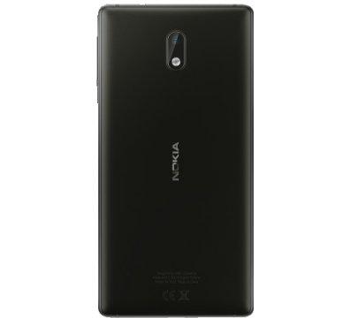 SIM Free Nokia 3 Unlocked - 16GB - Black