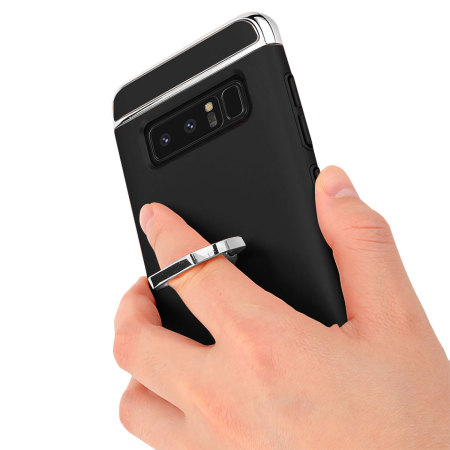 purchase cheap 0a64a b0491 Olixar XRing Samsung Galaxy Note 8 Finger Loop Case - Black