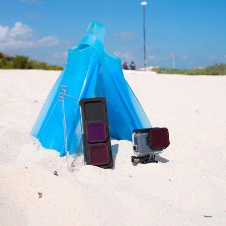 PolarPro GoPro5 Super Suit Underwater Filter 3 Pack