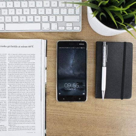 Olixar FlexiShield Nokia 6 Gel Case - 100% Clear