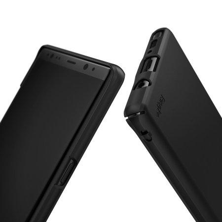Rearth Ringke Slim Samsung Galaxy Note 8 Skal  med kortplats- Svart