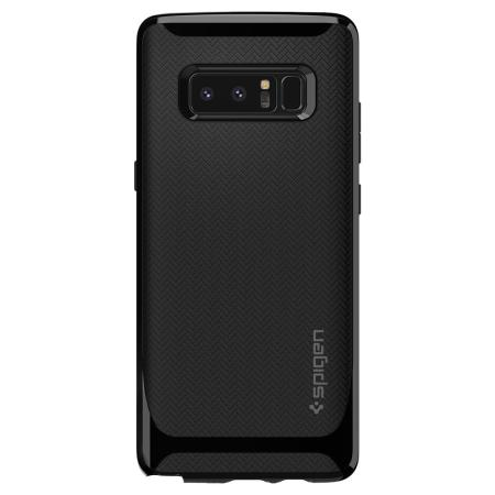 quality design d54b4 3c7b6 Spigen Neo Hybrid Samsung Galaxy Note 8 Case - Shiny Black