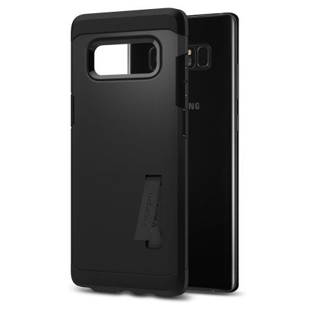 sports shoes 108d7 b9cf4 Spigen Tough Armor Samsung Galaxy Note 8 Case - Black