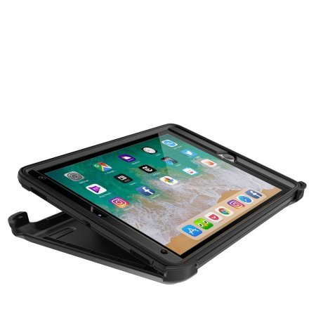 best authentic d8666 220a8 Otterbox Defender Series iPad Pro 10.5 Tough Case - Black