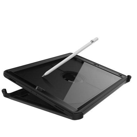 the latest e2f09 4d89c Otterbox Defender Series iPad Pro 12.9 2017 Tough Case - Black