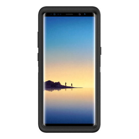 best sneakers 5dce1 3d602 OtterBox Defender Screenless Samsung Galaxy Note 8 Case - Black