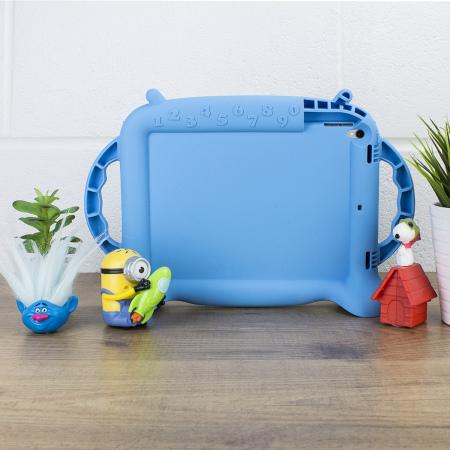 Olixar Big Softy Child-Friendly iPad Pro 10.5 Carry Case - Blue