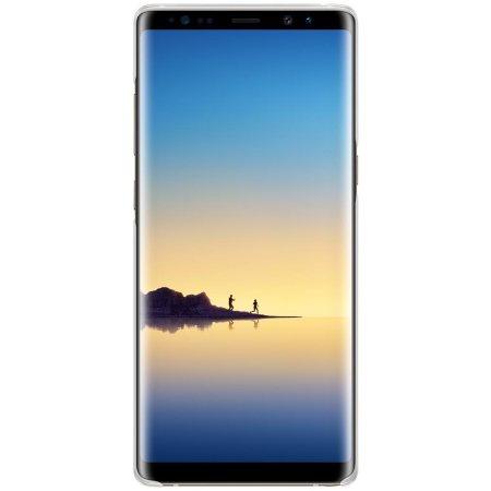 Officiële Samsung Galaxy Note 8 Clear Cover Case - Doorzichtig