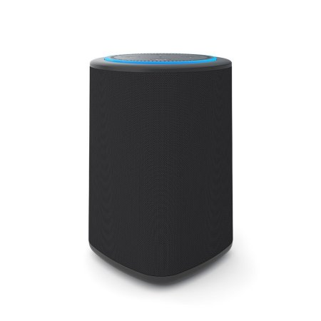 Ninety7 Vaux Amazon Echo Dot Dock & Bluetooth Speaker - Black