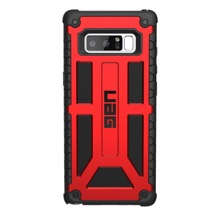 wholesale dealer 05cdd 8f130 UAG Monarch Premium Samsung Galaxy Note 8 Protective Case - Crimson
