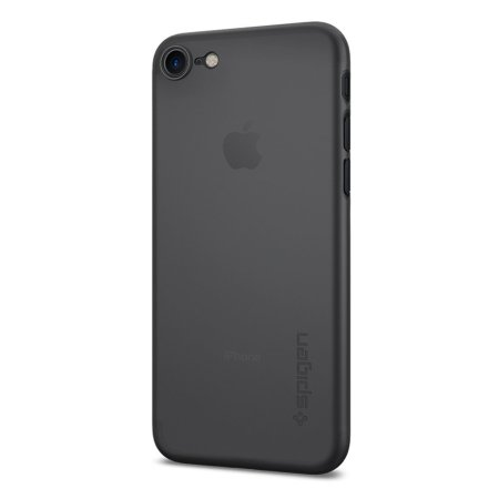 best sneakers a8477 2dd35 Spigen Air Skin iPhone 7 Shell Case - Black