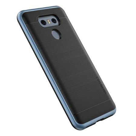 VRS Design High Pro Shield Series LG G6 Case - Blue Mist