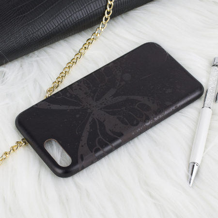 iphone 8 plus / 7 plus designer case - lovecases butterfly essence