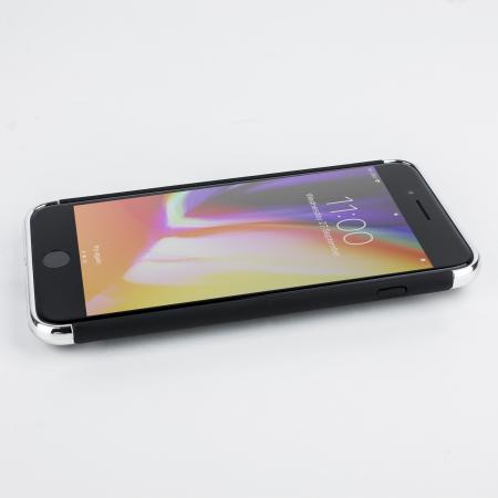 Olixar XRing iPhone 8 Plus / 7 Plus Finger Loop Case - Black