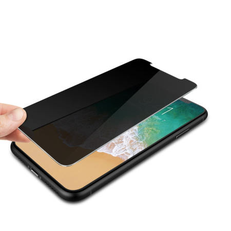 new arrival fdffa 7c427 Patchworks ITG iPhone X Privacy Tempered Glass Screen Protector