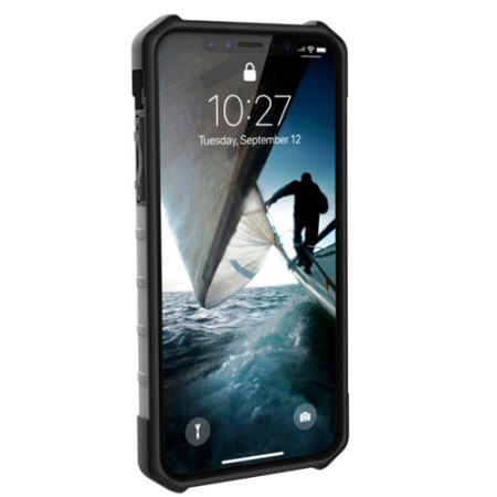 uag pathfinder iphone x rugged case - white