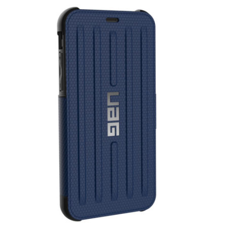 uag metropolis iphone x case - cobalt