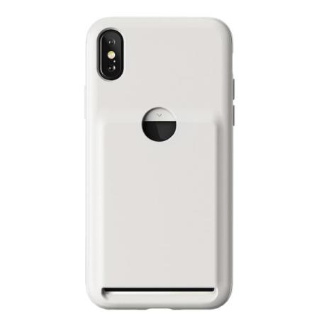 promo code 3dfae 91738 VRS Design Damda Fit iPhone X Case - Light Pebble