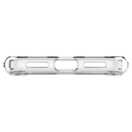 spigen ultra hybrid iphone x case - crystal clear