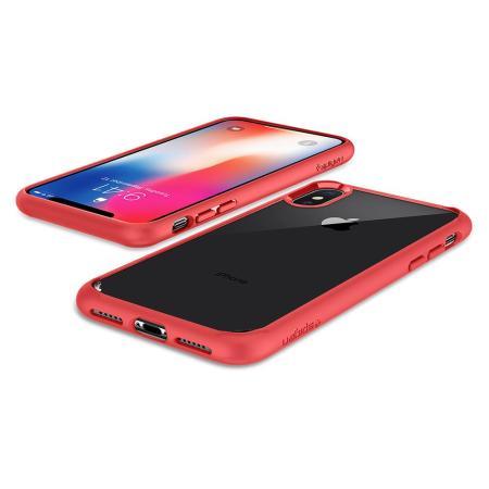 spigen iphone 8 case red