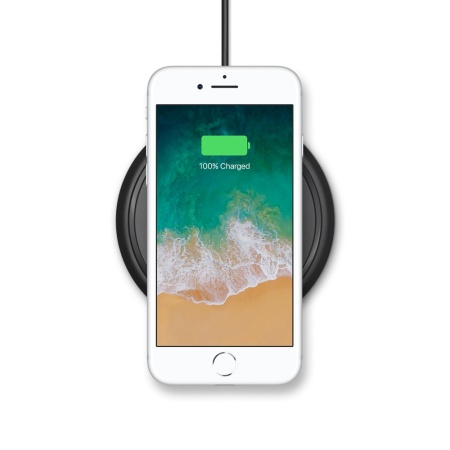 Mophie Quick Charge Qi iPhone X / 8 Plus / 8 Wireless Charging Pad